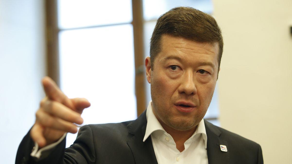 SPD musí zaplatit čtvrtmilionovou pokutu za porušení zákona při kampani