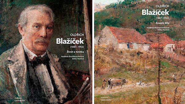 Oldřich Blažíček vGalerii Kodl
