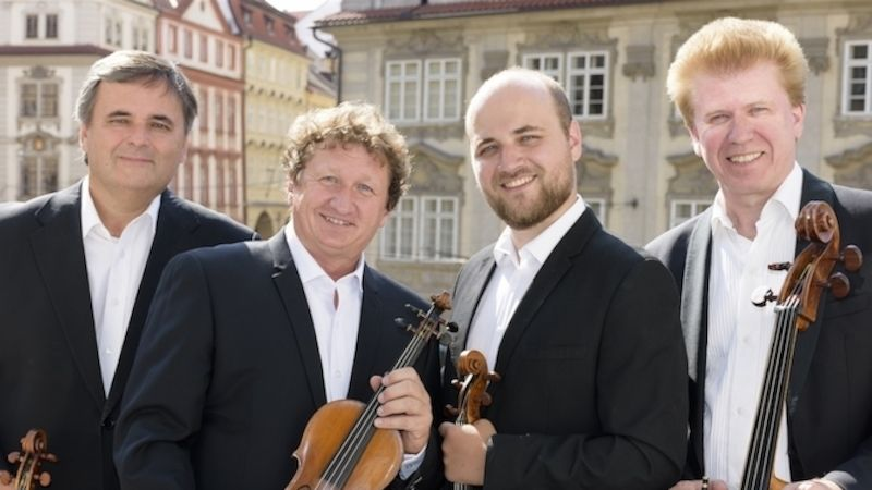 Světově respektované kvarteto avýjimečný talent hry na varhany vystoupí na Festivalu F. L. Věka