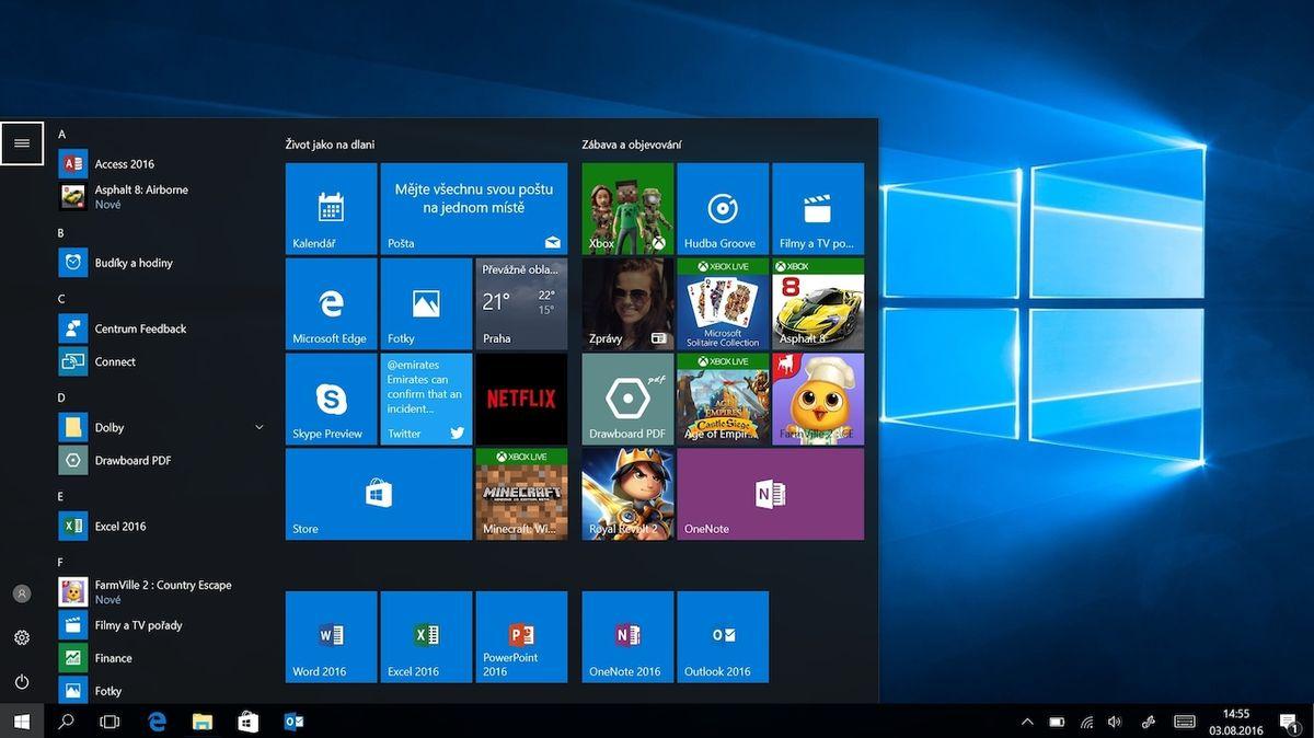 Nad novou verzí Windows se stahují mračna