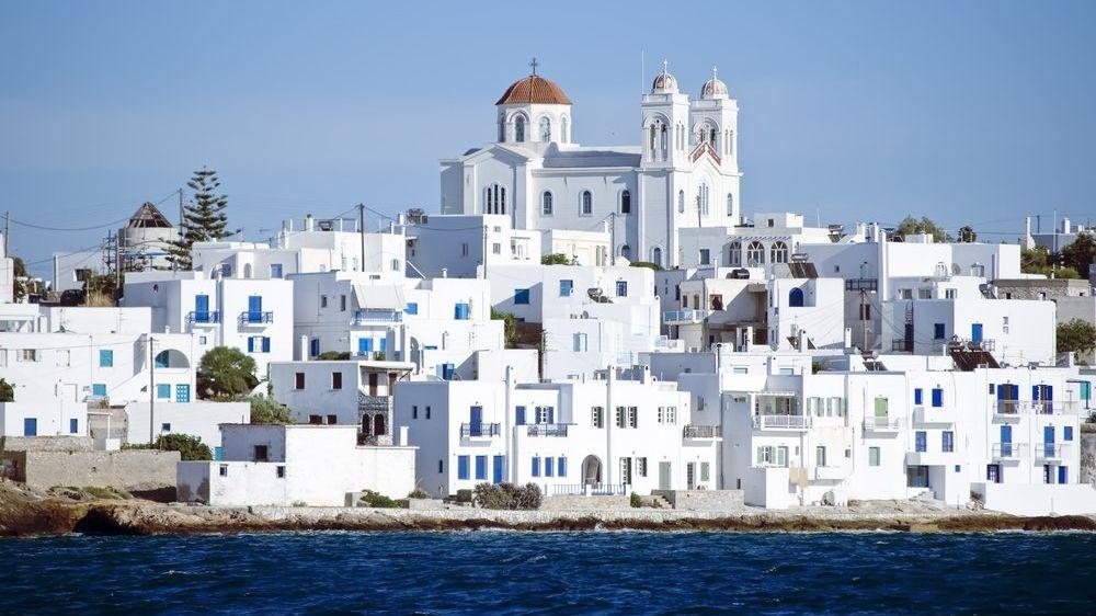 Řecký ostrov se chce stát rájem bez plastového odpadu