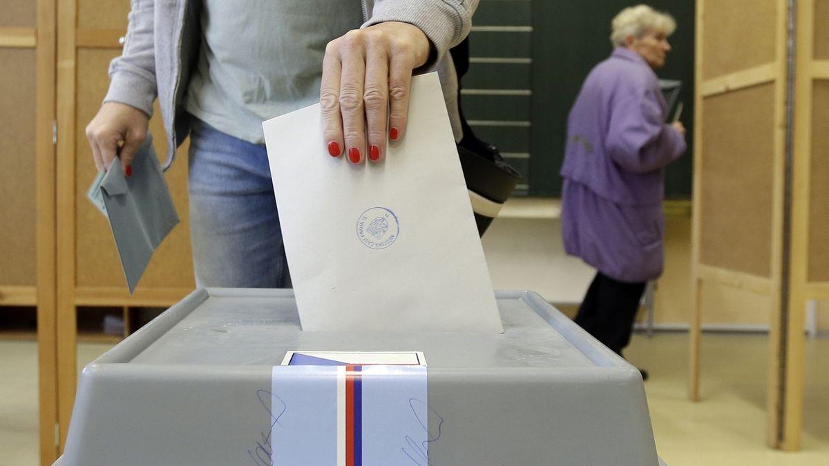 Ministerstvo vnitra představilo volební web a videa, jak hlasovat