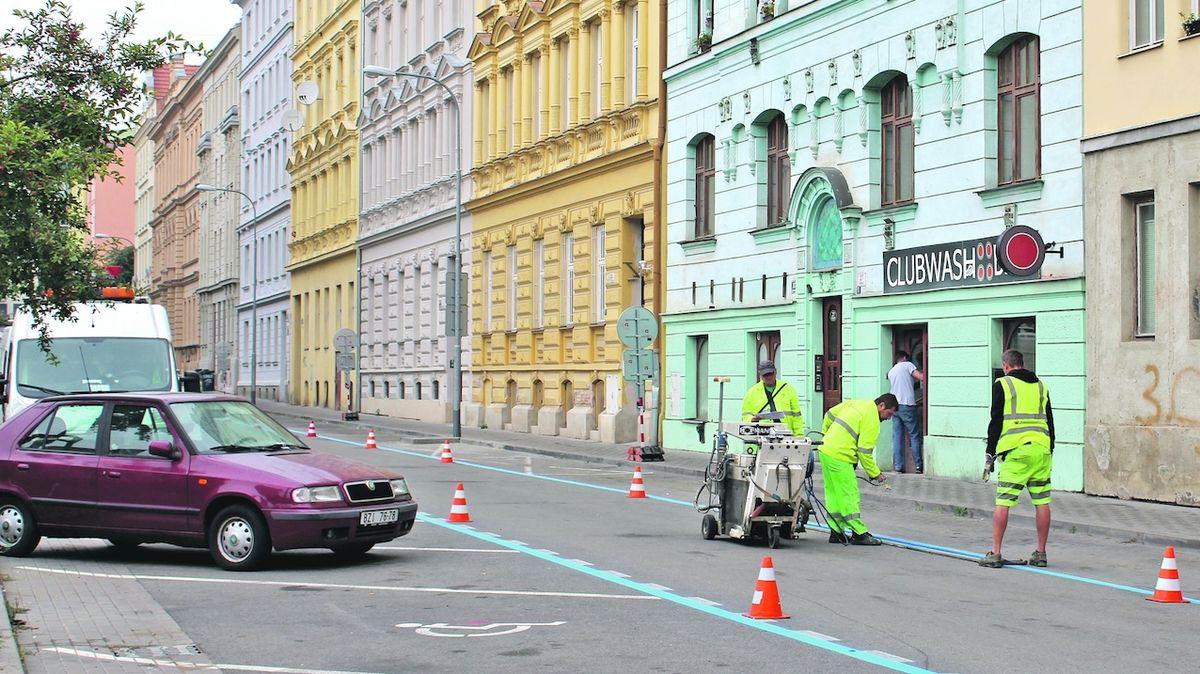 Brno mění pravidla parkování, zóny se v dohledné době rozšíří