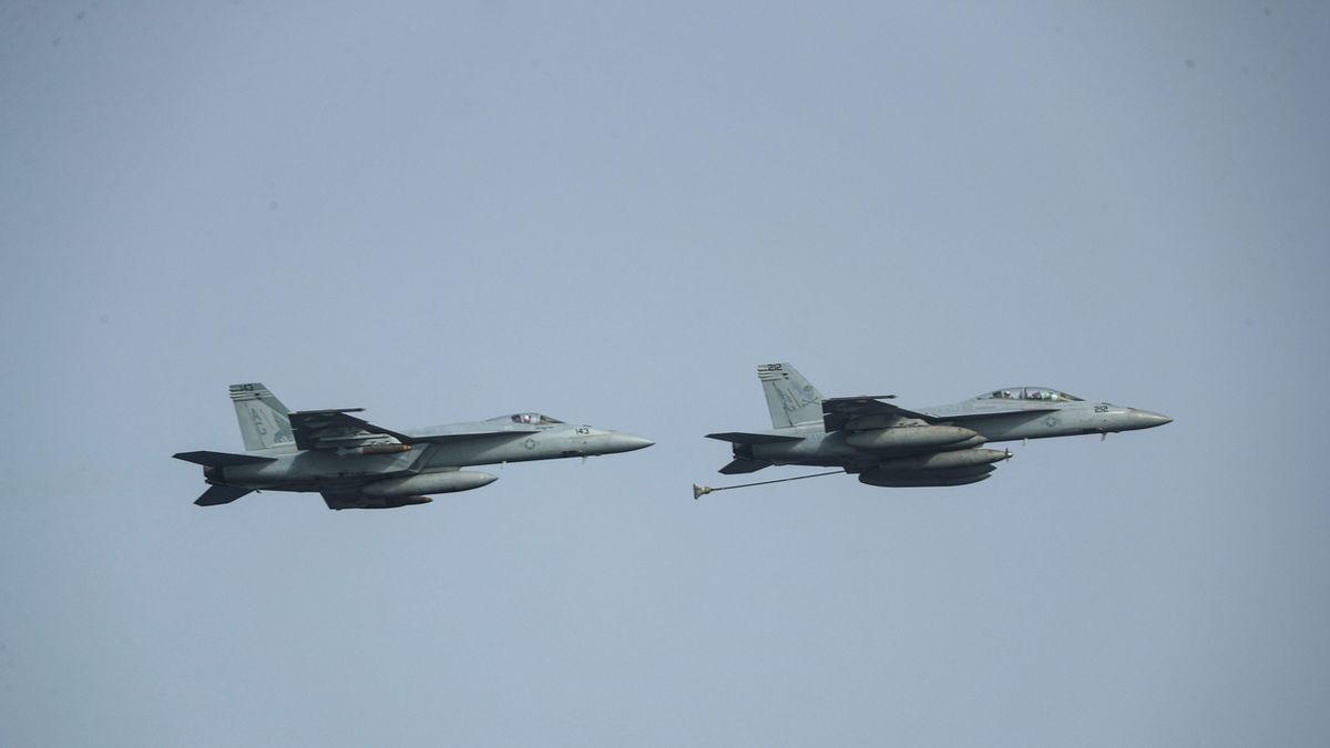 USA vyslaly desítky vojenských letadel, mají zajistit stahování z Afghánistánu