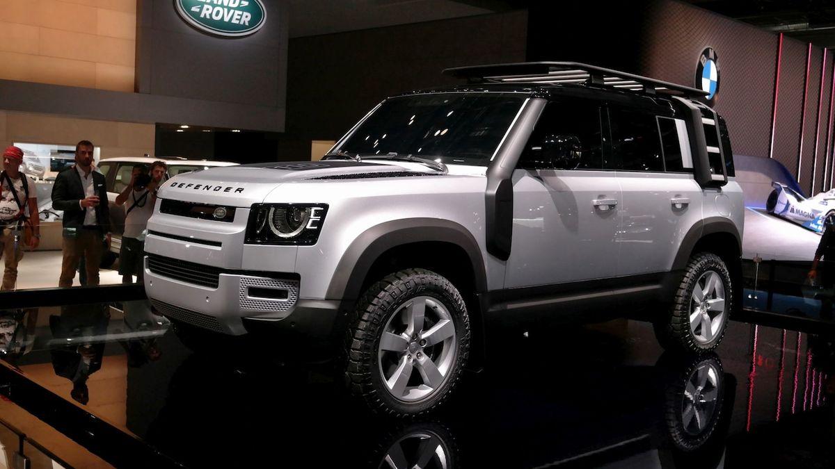 Ikona v novém kabátu, Land Rover Defender pro 21. století oficiálně představen