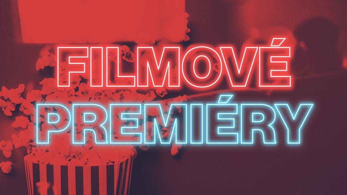 Filmové premiéry: 11 barev ptáčete, Zapomenutý princ, Dokonalý pacient, Pro Samu a Bloodshot