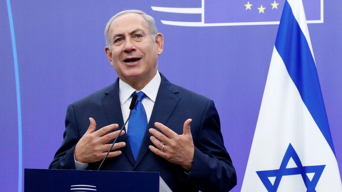 Pokud vyhraji volby, anektuji část Západního břehu, tvrdí Netanjahu