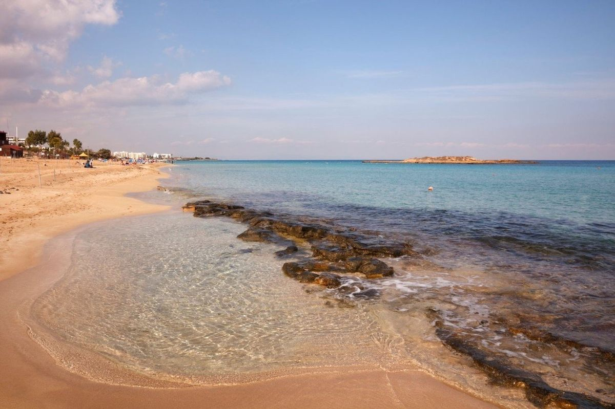 Fig Tree Bay na Kypru