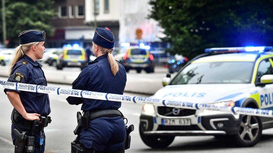 Střelba v jižním Švédsku, nejméně tři těžce zranění