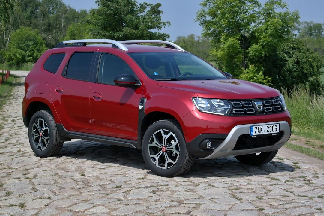Dacia Duster 1,3 TCe Techroad