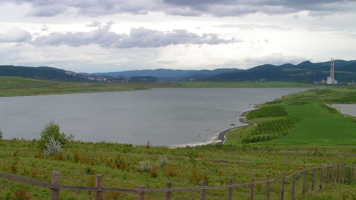 Na severu Čech by mohla vzniknout obří jezerní kaskáda