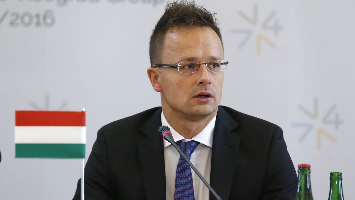 Co je vám po tom, kde bereme plyn? Maďary rozčílila ukrajinská kritika dohody s Ruskem