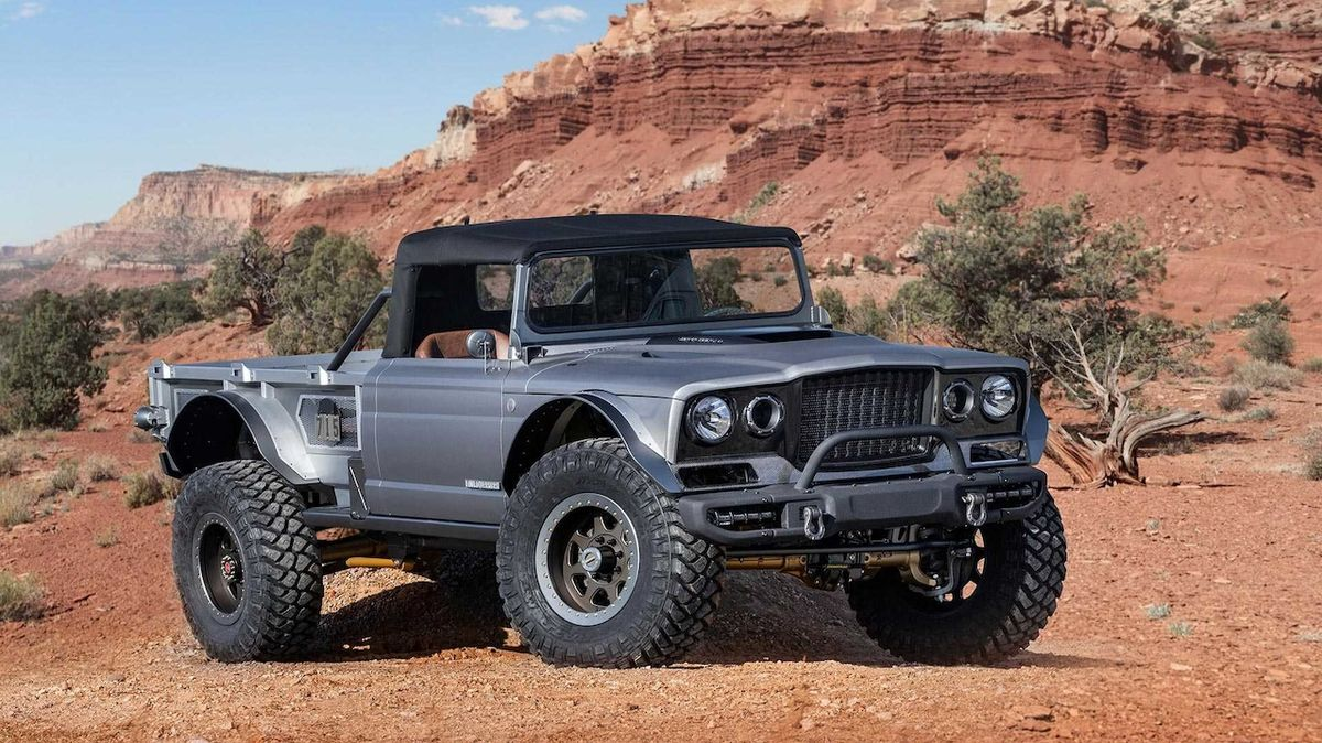 Jeep Gladiator M-715 Five-Quarter