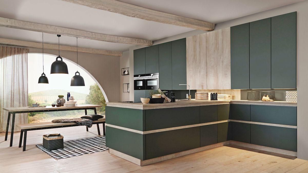 Pohodlnou kuchyň naplánujte do detailu