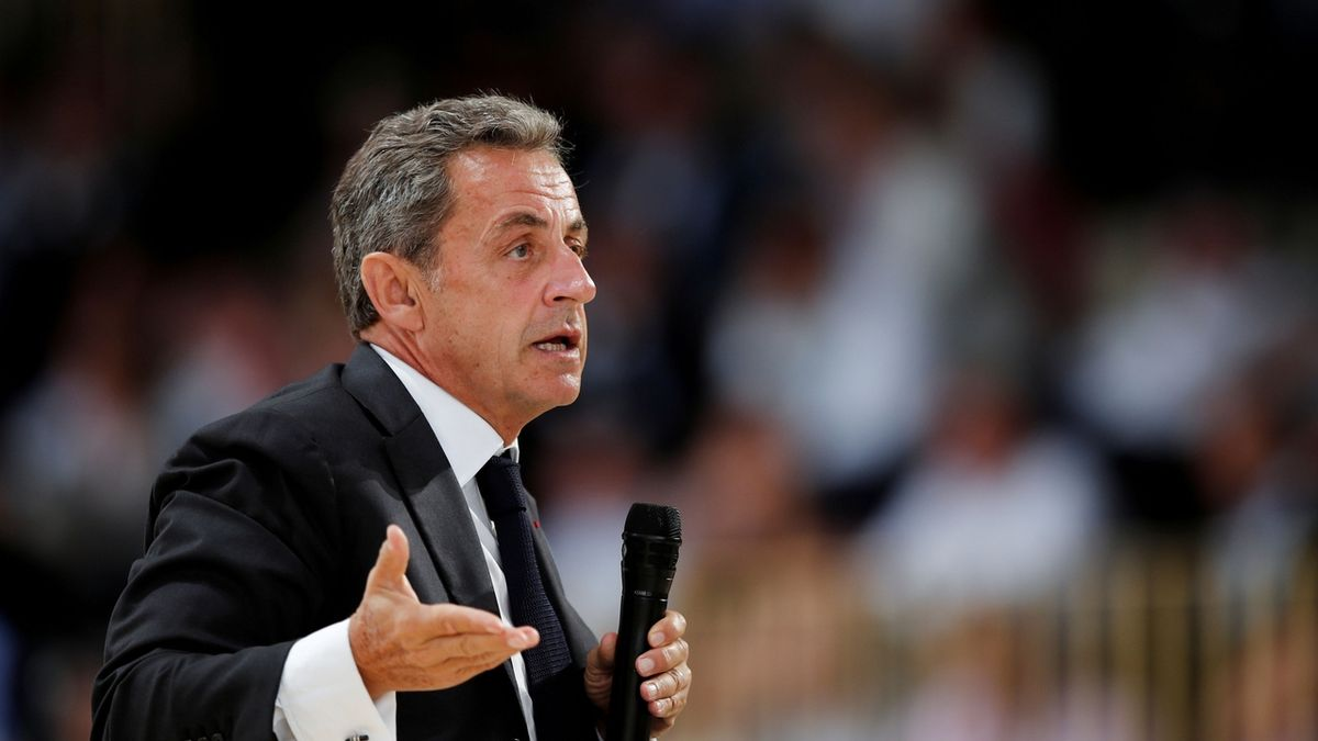 Sarkozy nezákonně financoval kampaň za své znovuzvolení, dostal roční trest vězení