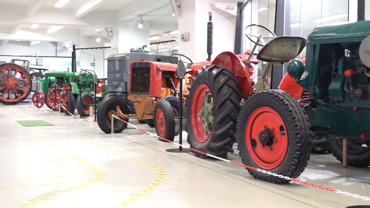 VÝLETY Z KARANTÉNY: Cestování časem v Národním zemědělském muzeu