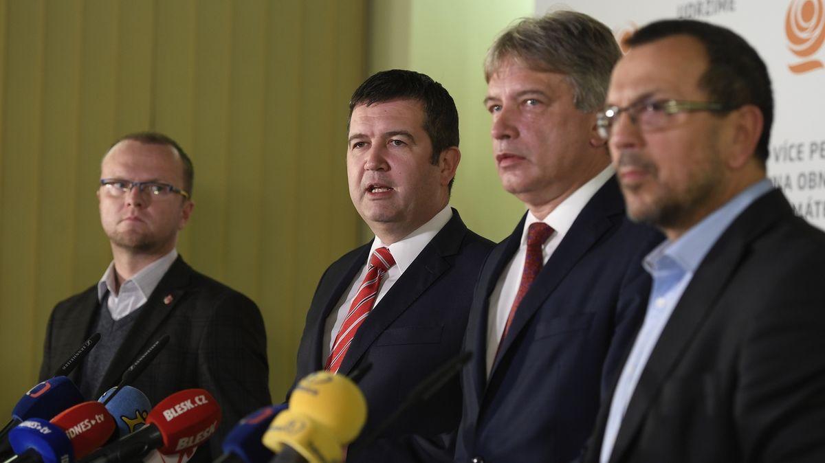 Hamáček odvolal hejtmana Netolického z dozorčí rady České pošty