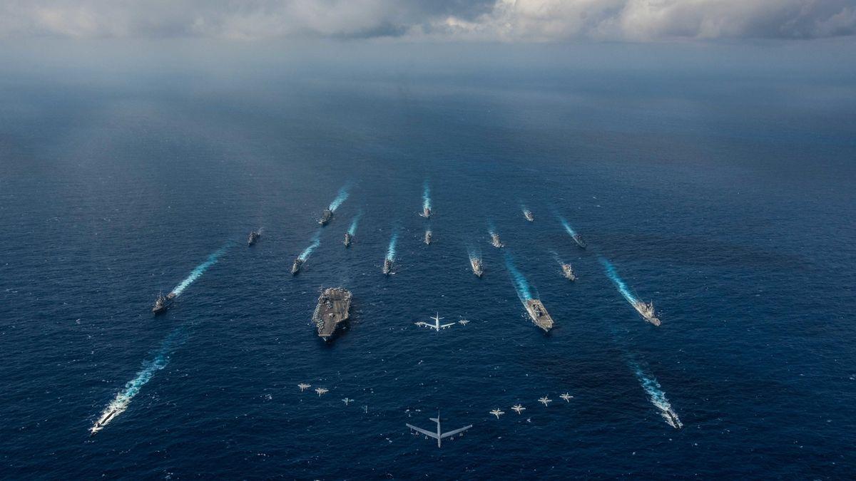 Budeme bránit své zájmy. Rusko varuje USA před válečným konfliktem v Černém moři