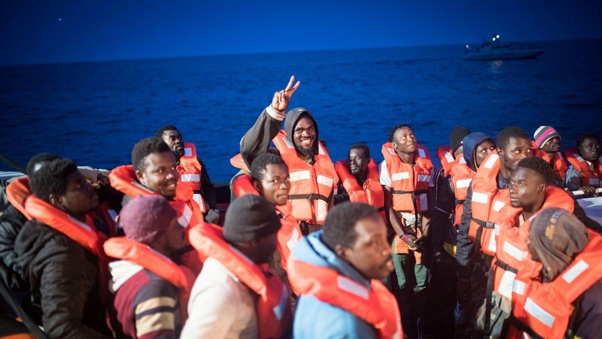 Migrace do Řecka se stupňuje, země se stává vstupní branou do Evropy
