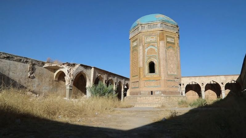 Významná pevnost v Iráku, která pamatuje Sumery, se dočká renovace