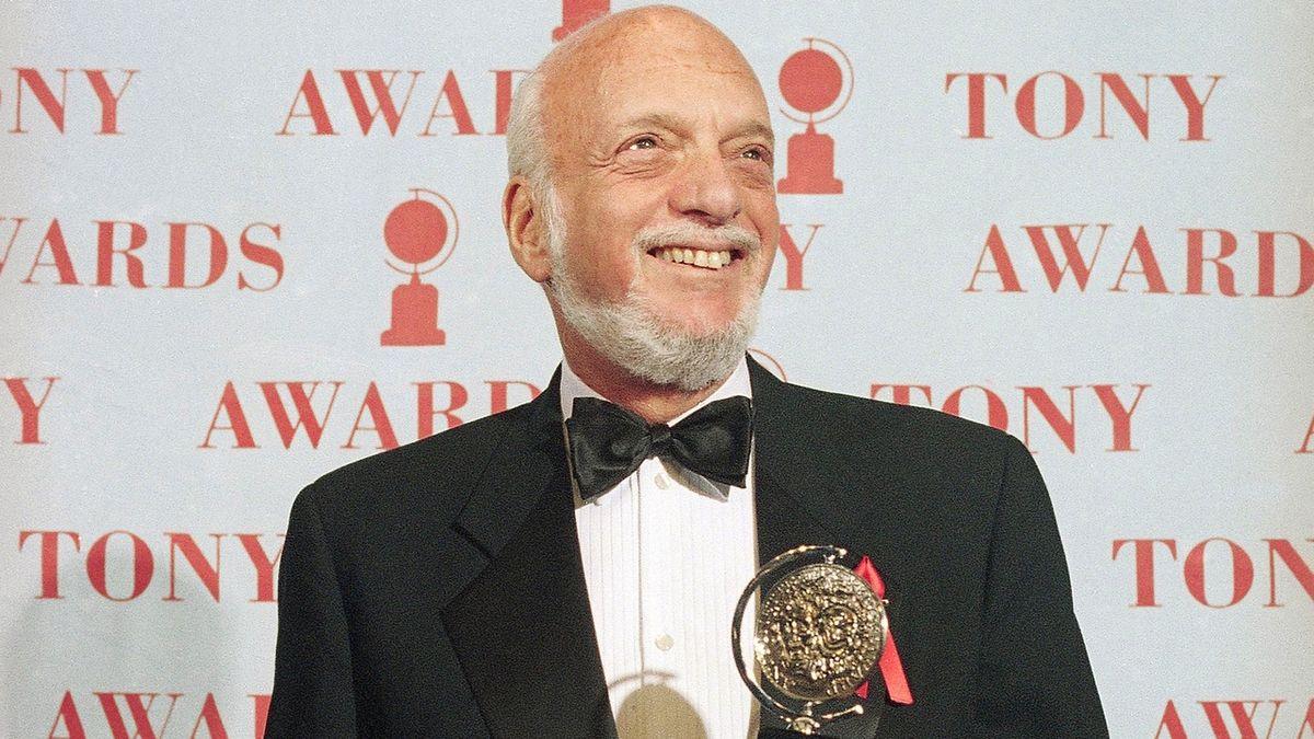 Zemřel americký divadelní režisér a producent Harold Prince