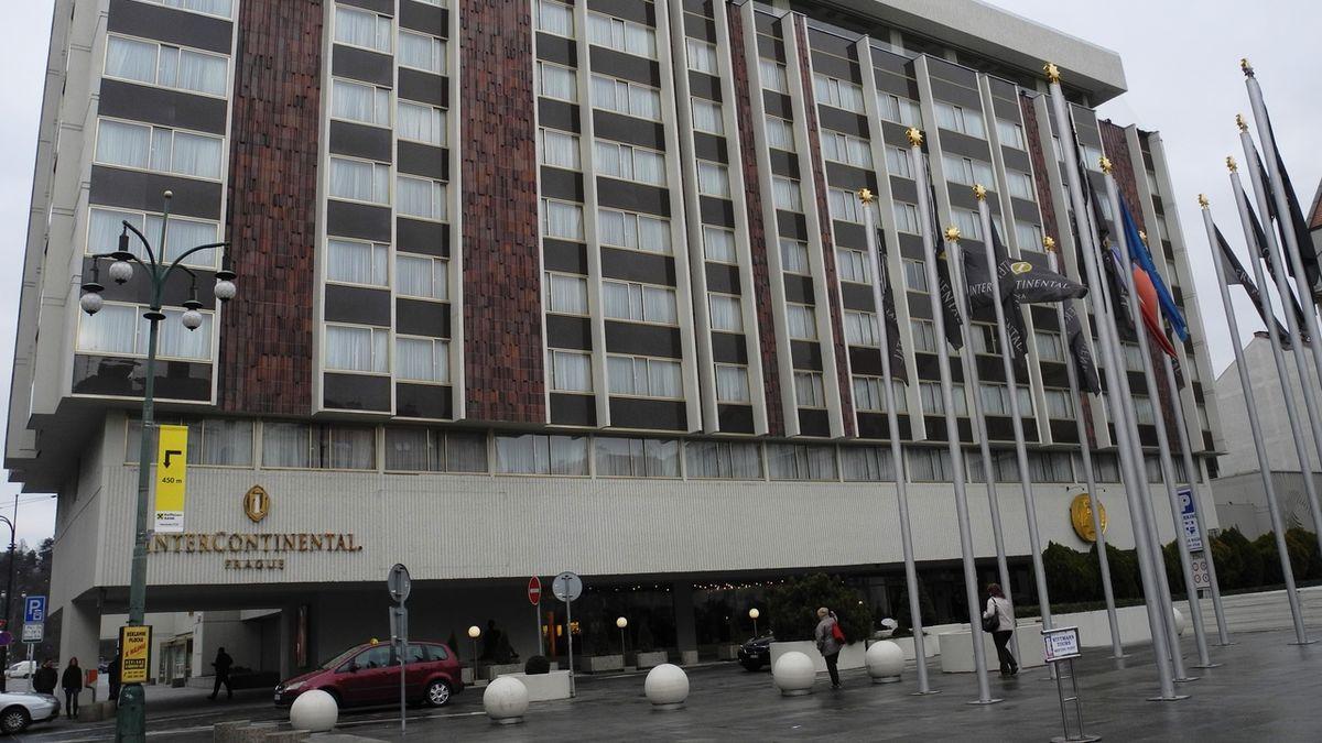 Památkáři chtějí chránit hotel Intercontinental