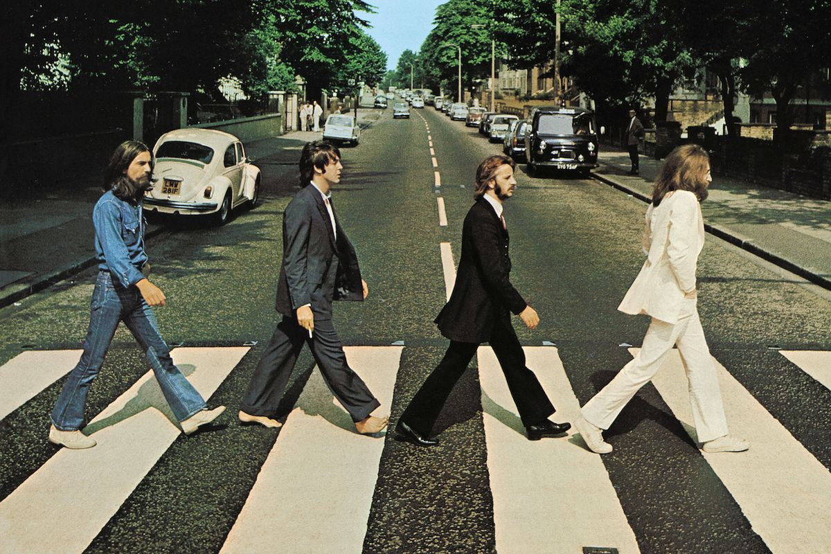 Beatles na Abbey Road