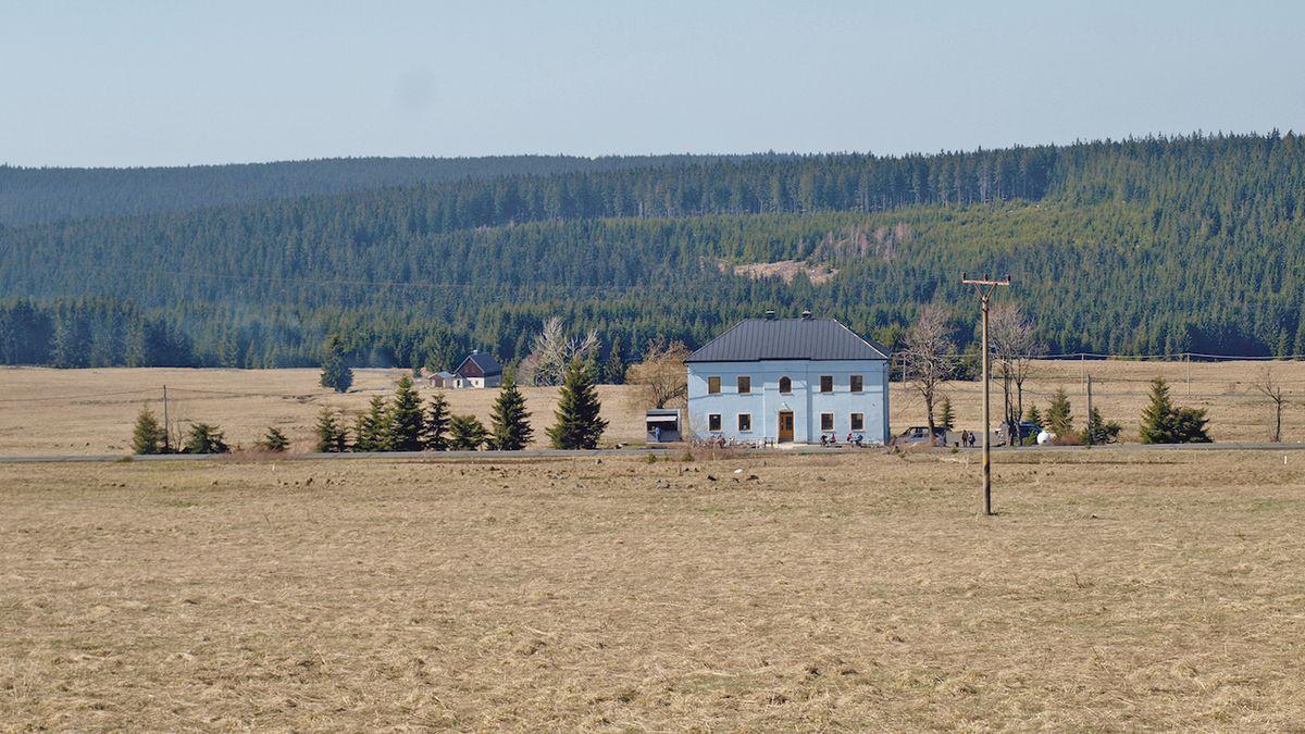 Na Ryžovně v Krušných horách má vyrůst 80 domů s rybníčkem a sjezdovkou