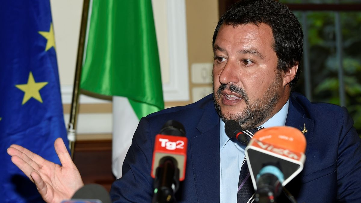Italská Liga musí vrátit státu 49 milionů eur, které zpronevěřilo bývalé vedení