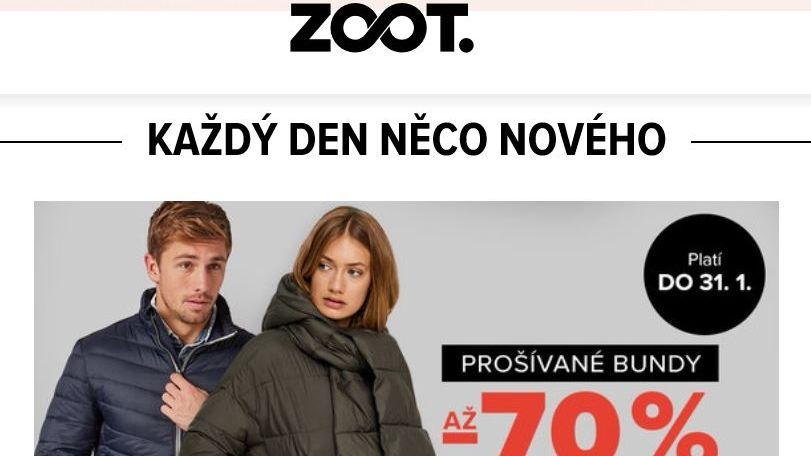 Natland prodává e-shop Zoot.cz