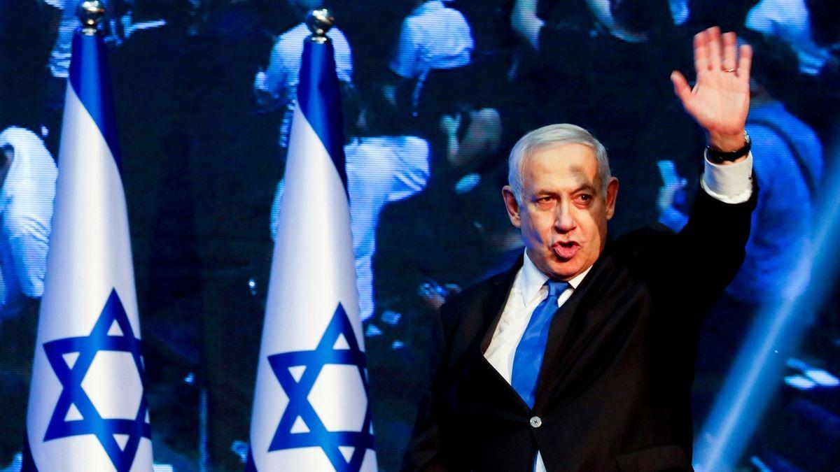 Ganc a Netanjahu začnou jednat o velké koalici