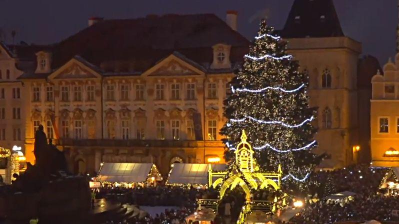 Velké vánoční trhy v Praze letos nebudou