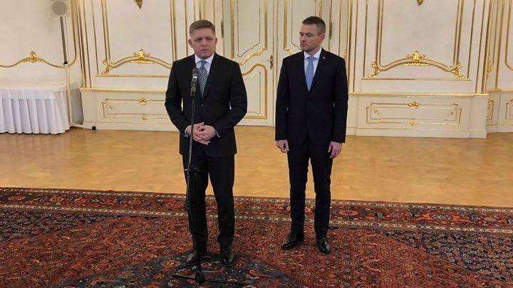 Fico posiluje, Matovič ztrácí. Vládní strana Za lidi na Slovensku padá