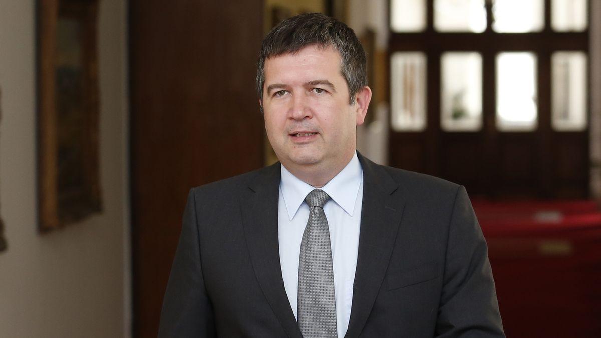 Hamáček: Funkci nepoložím, ministra vyřeším brzy