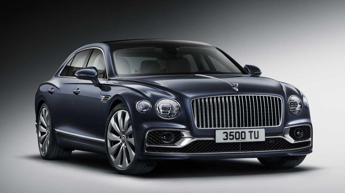 Netradiční svolávací akce. Bentley hledá jediné auto