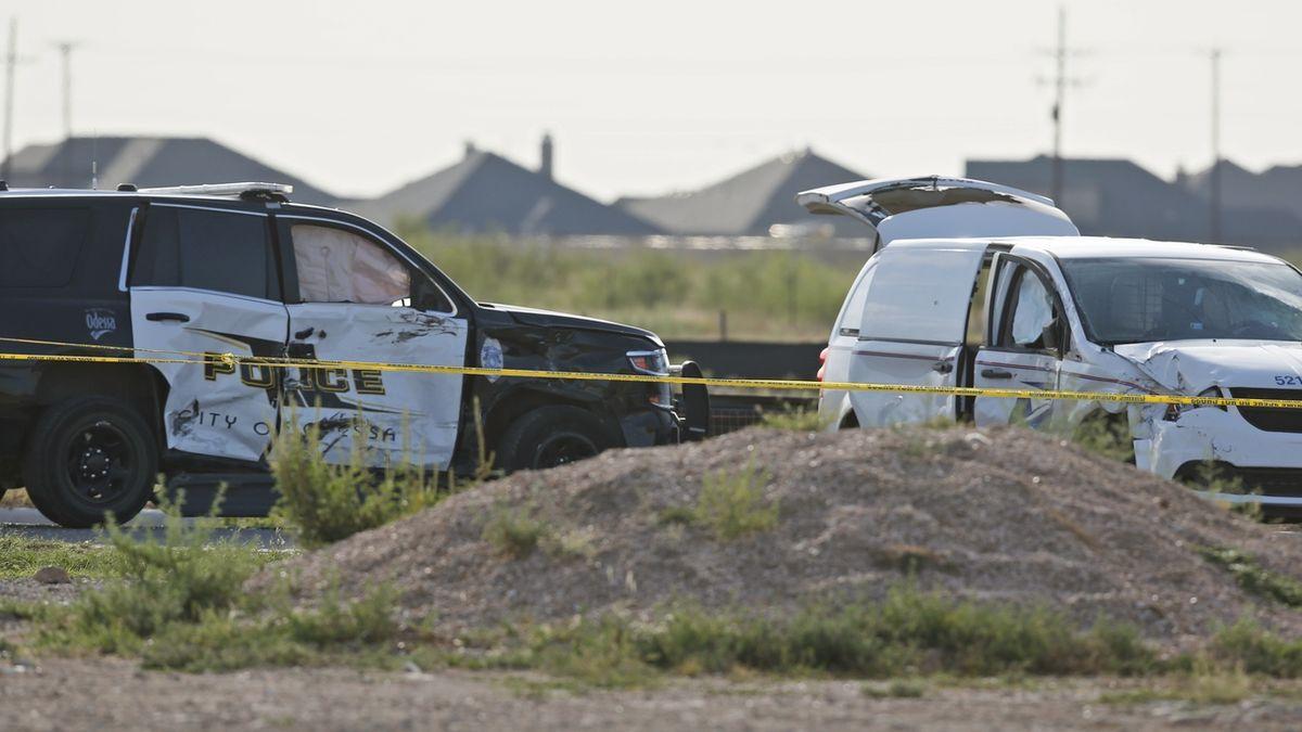 Počet obětí střelby v Texasu stoupl na sedm