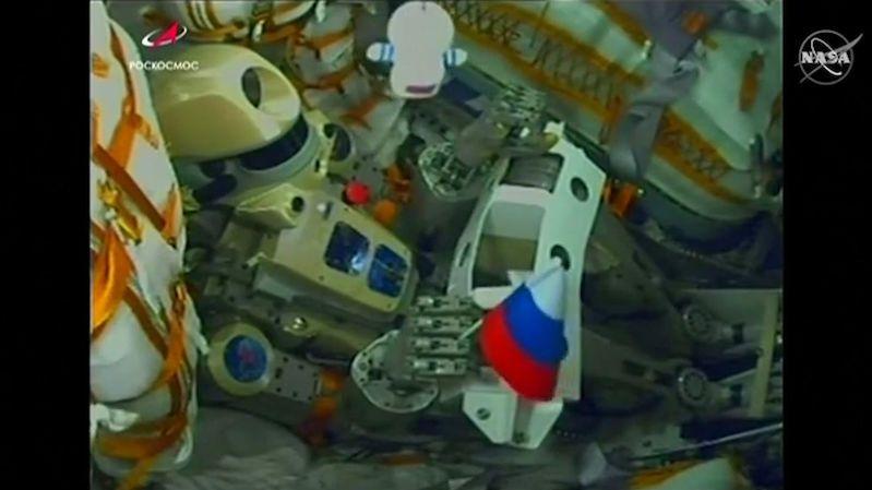 Lodi Sojuz s robotem Fjodorem se nepodařilo připojit k ISS