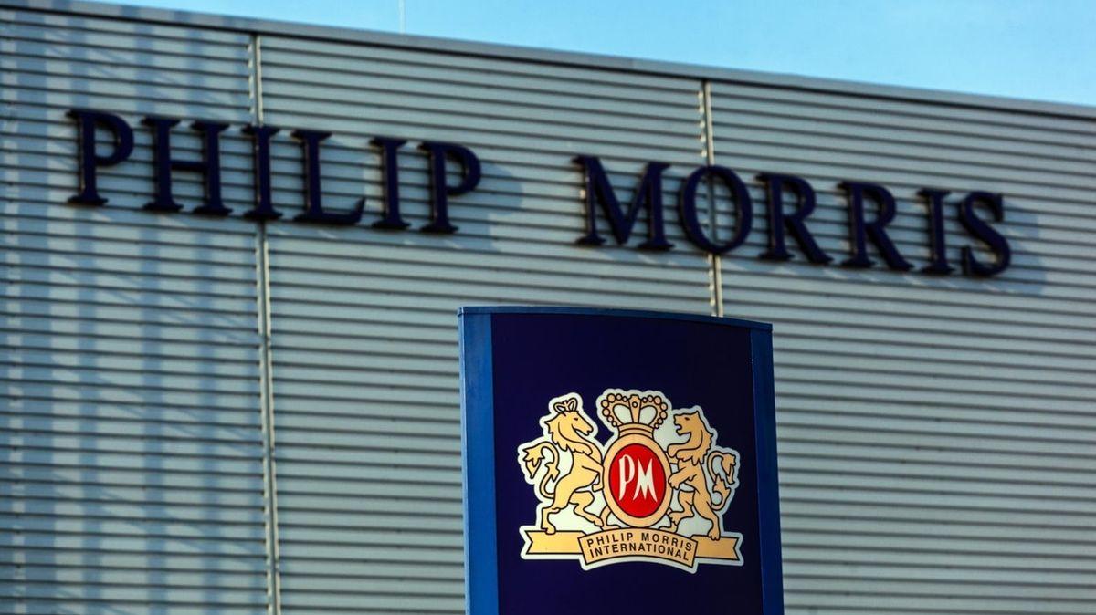 Kutnohorský Philip Morris v pololetí zvýšil zisk na dvě miliardy