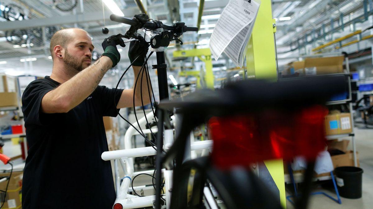 V Německu čekají vstup do recese