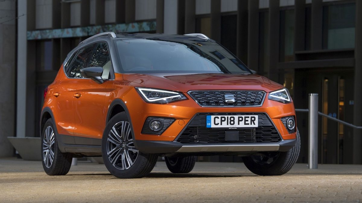 Seat Arona Copper Edition