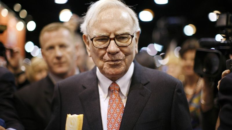 Miliardář Warren Buffett