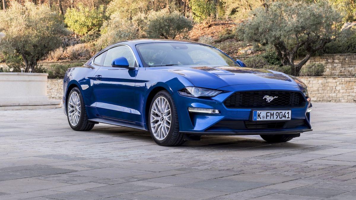 Evropský Ford stáhnul čtyřválcový Mustang, zákazníci chtějí V8