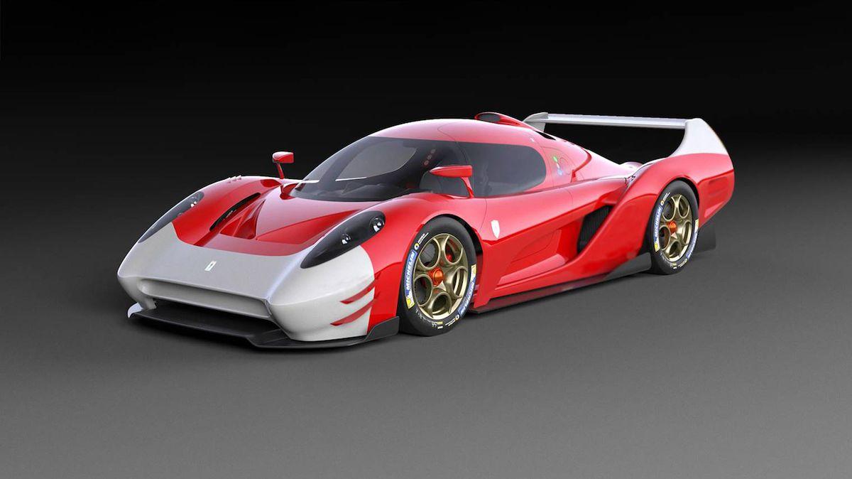 Nejzajímavější závodní seriál? I Glickenhaus chce do nové kategorie v Le Mans