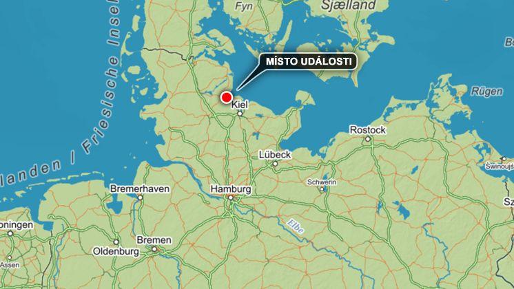 Němcům ze dna Baltského moře zmizela výzkumná stanice