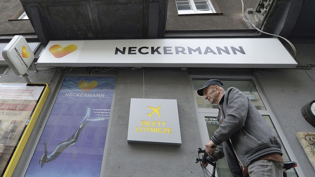 Budoucnost české CK Neckermann je po krachu mateřské firmy nejistá