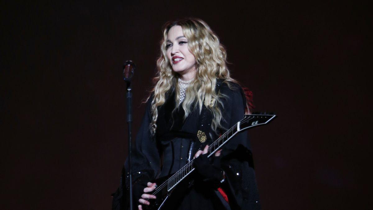 Madonna zase zrušila koncert, oznámila to jen 45 minut předem