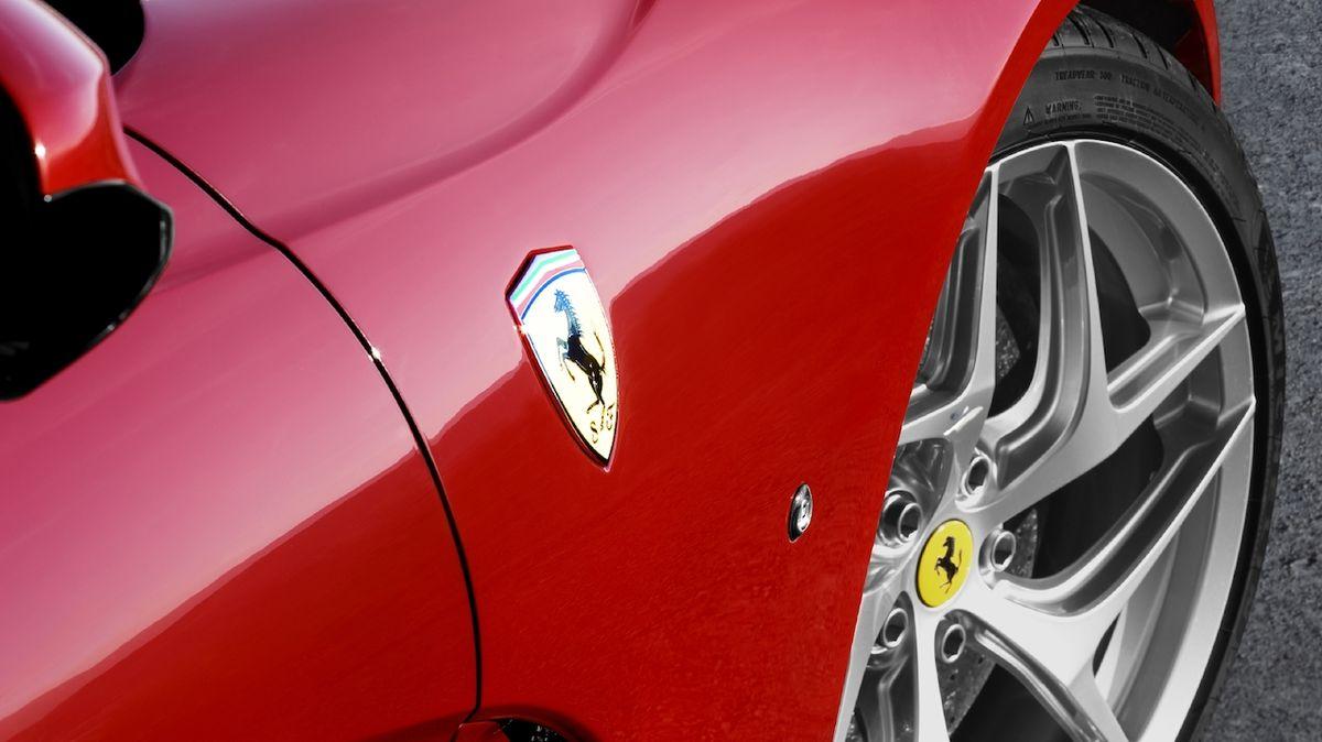Ferrari si nechalo patentovat neobvyklou klimatizaci