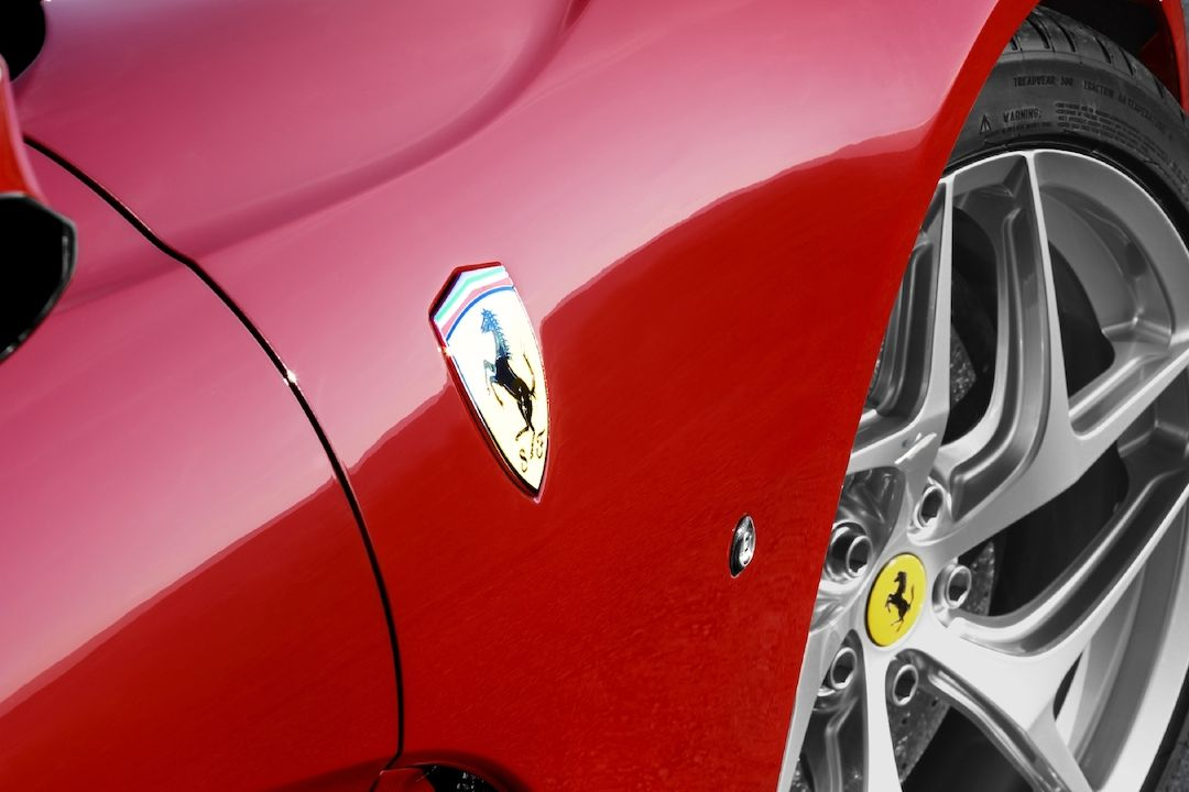Ferrari (Ilustrační foto)