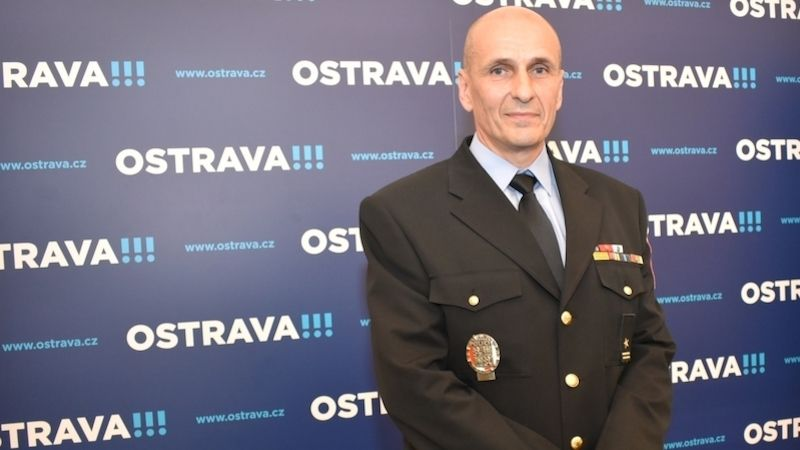 Nový ředitel Městské policie Ostrava se ujímá funkce
