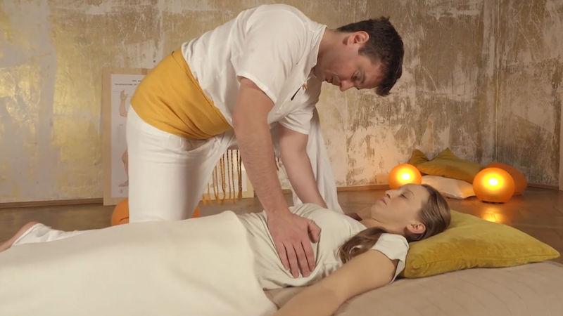 Japonský masáž těla sex